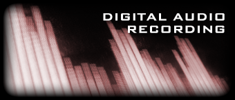 Digital Audio Recording Pittsburgh